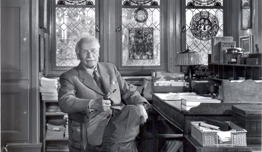 Неизвестное интервью Карла Густава Юнга