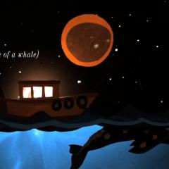 Падение кита (жизнь после смерти)