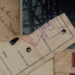 Письмо к соседке по столу от Ромена Гари