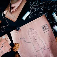 Космос в вашей квартире: фотографии Дины Беленко