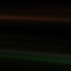 Карл Саган о безбрежном Космосе и нашей воображаемой значимости