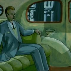 «Человек без тени» — живописная анимация Жоржа Швицгебеля