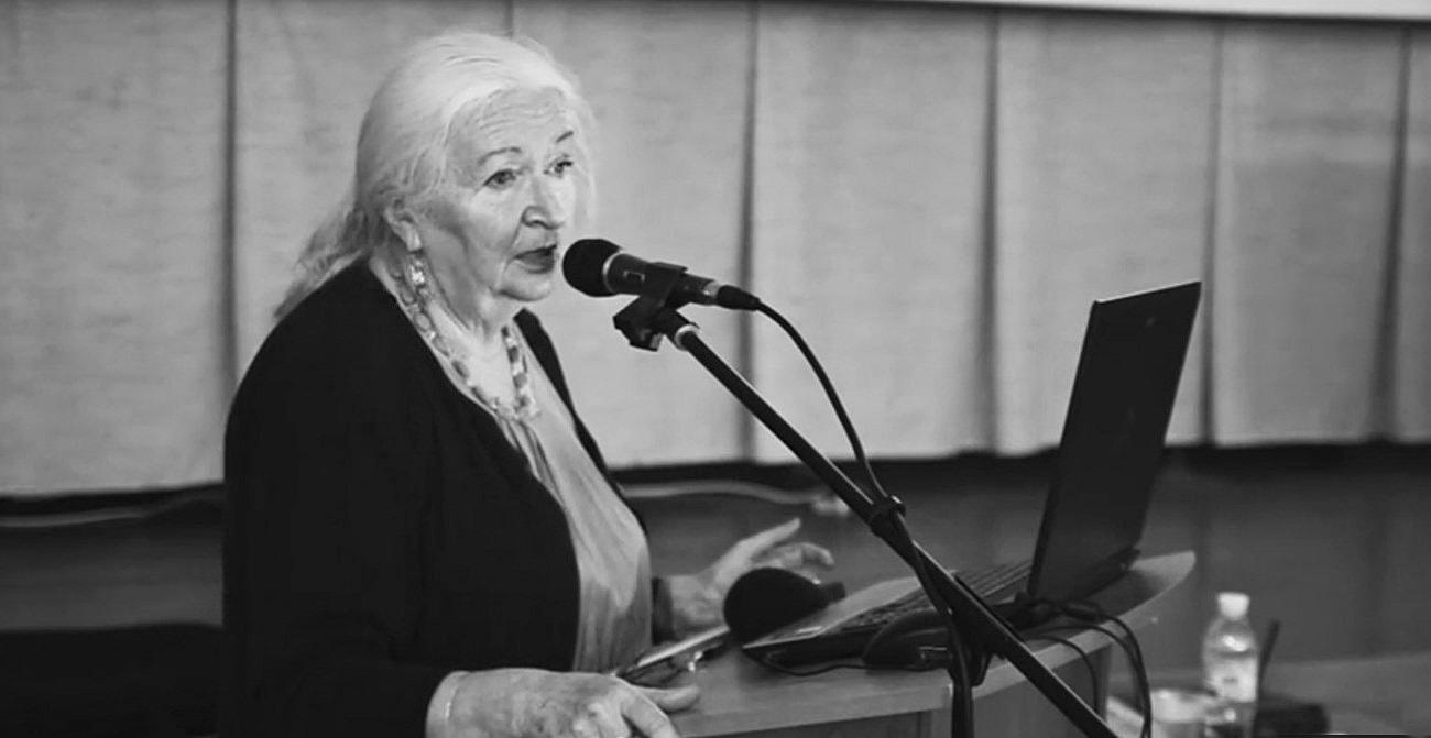 Лекция Татьяны Черниговской