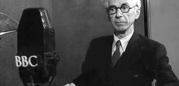 Бертран Рассел: «Любовь мудра, а ненависть глупа»