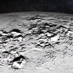 Высококачественные снимки Плутона в ролике NASA