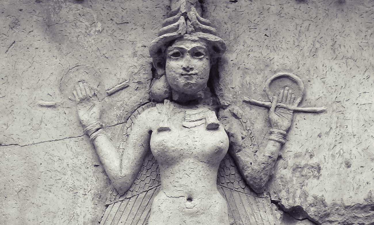 ultrawoman inanna goddess - HD1300×782