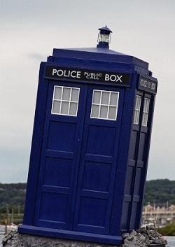 Топ книг про путешествия во времени: Doctor Who