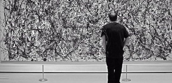 Джексон Поллок: как изобразить мир после создания ядерной бомбы?