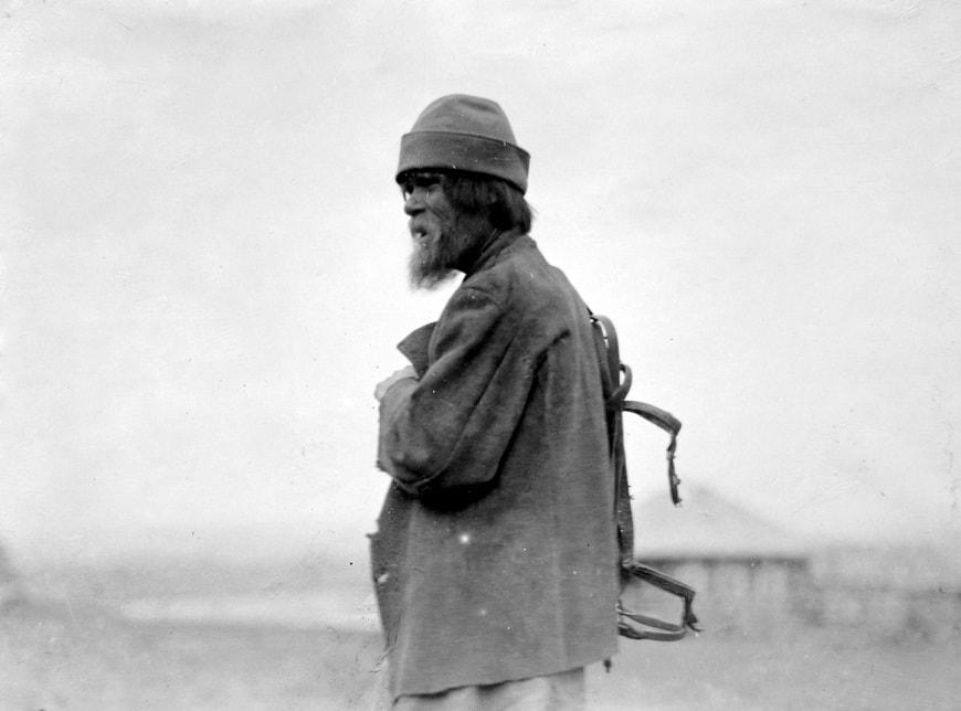 """С.А. Лобовиков, """"Крестьянин"""", начало 1910-х гг."""