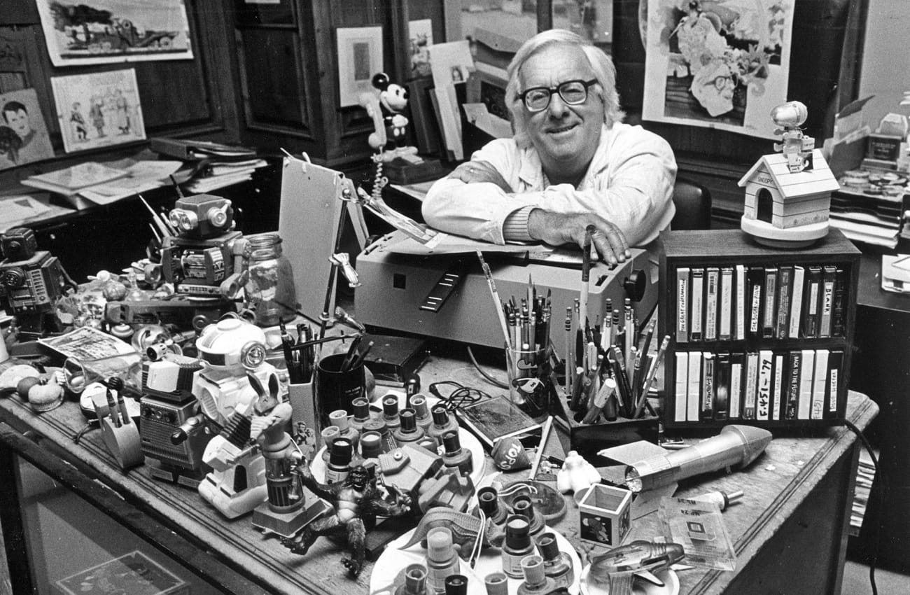 an analysis portrayed by the characters in ray bradburys Essays - largest database of quality sample essays and research papers on ray bradbury the veldt analysis.