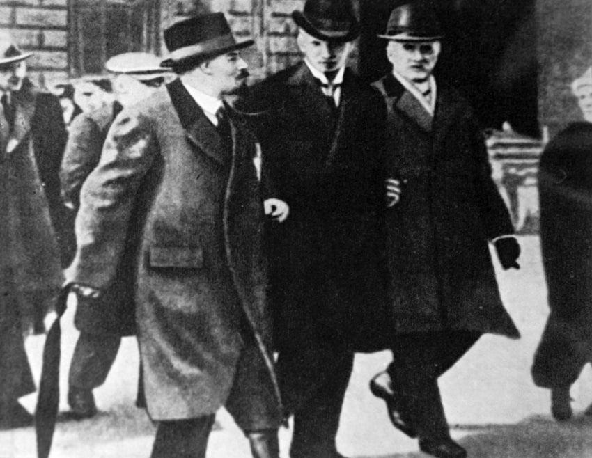 Миф о революции 1917 года: немецкий заговор