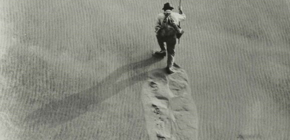 «Женщина в песках»: конфликт ментального и телесного в романе Кобо Абэ