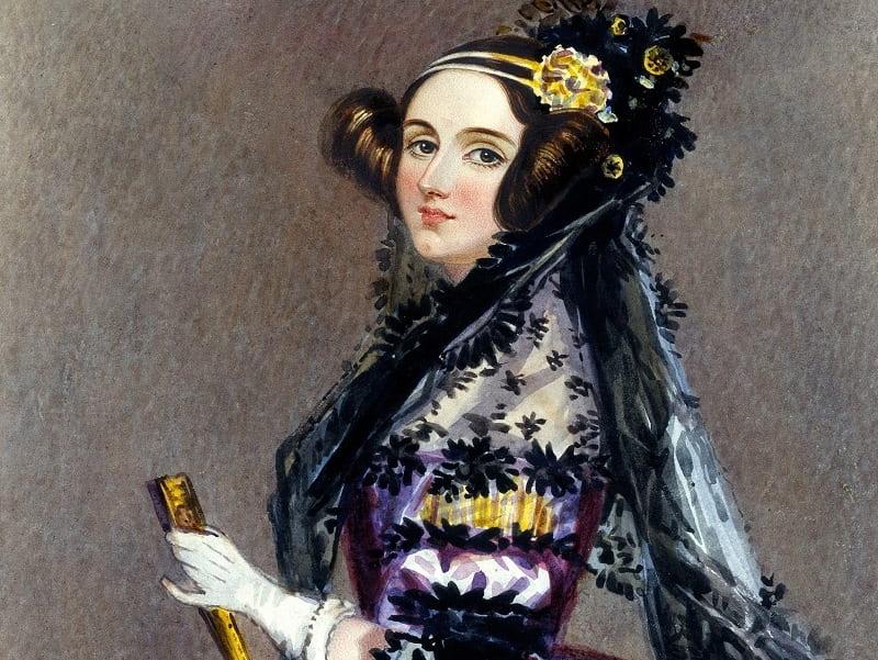 Ада Лавлейс, первая в мире женщина-программист