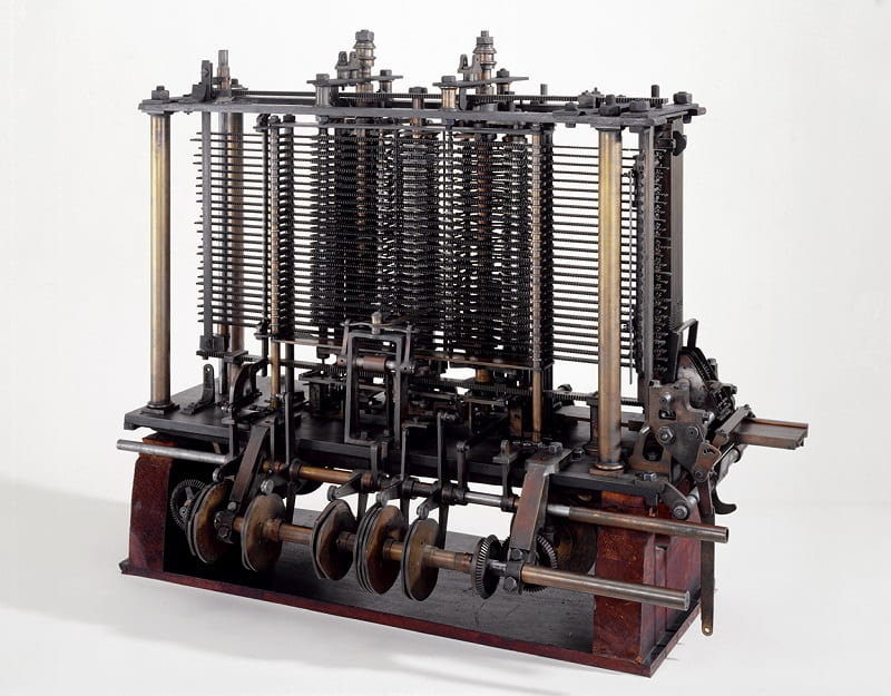 Аналитическая машина - первый компьютер