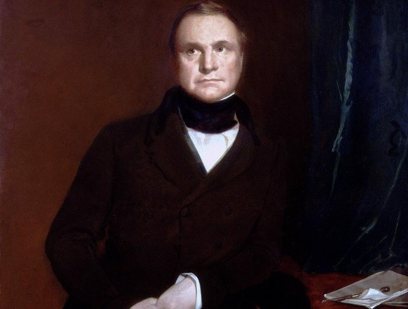 Чарльз Бэббидж - изобретатель первого в мире компьютера