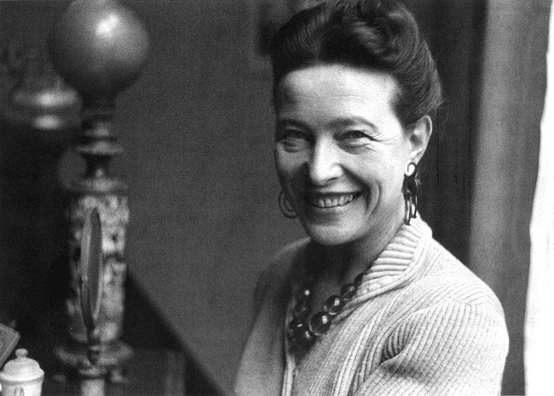 Список женщин-философов: Симона де Бовуар