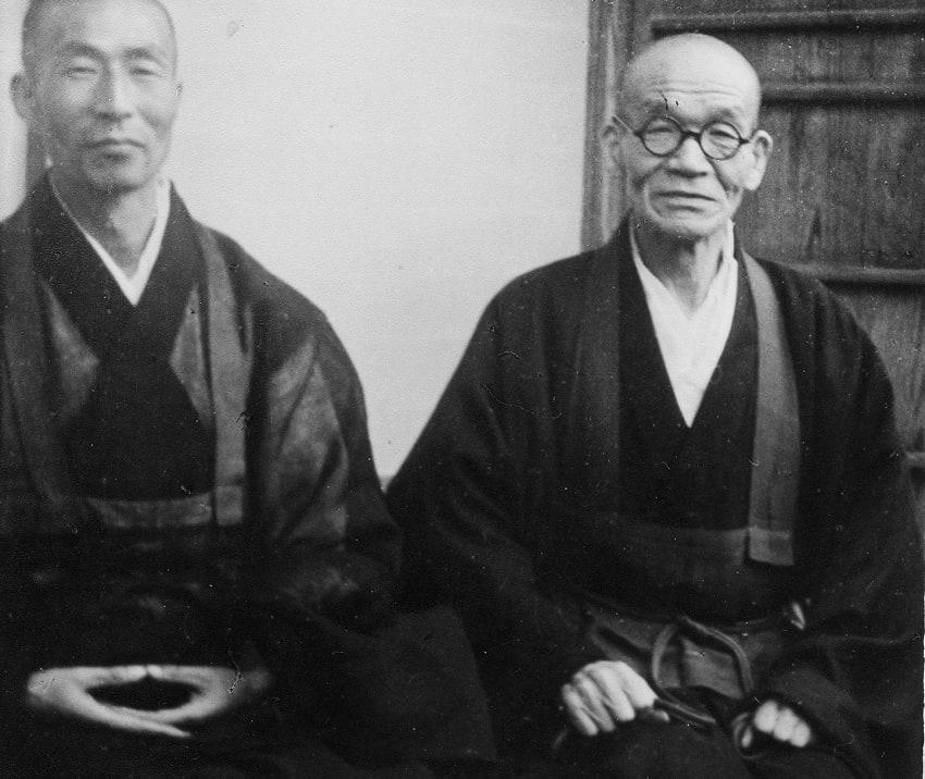 Содо Йокояма и Кодо Саваки