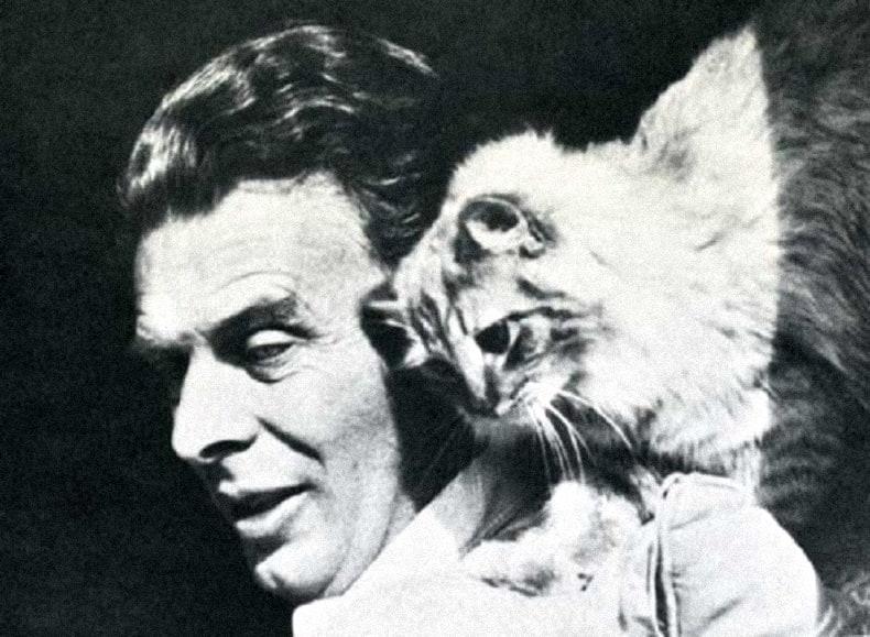 Писатели и коты: Олдокс Хасли и Лимб