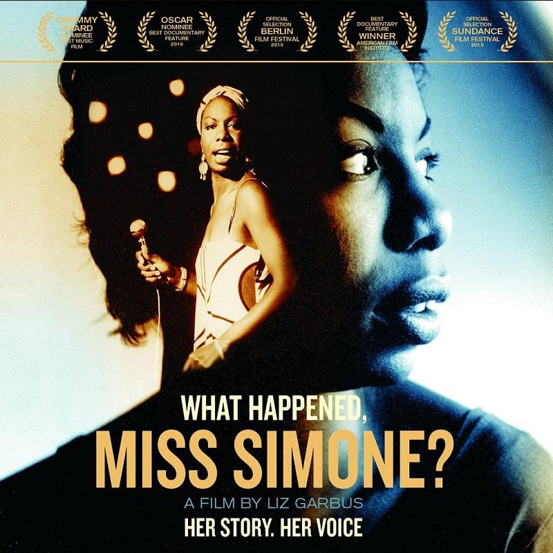 """Документальные фильмы о музыке: """"Что случилось, мисс Симон?"""""""