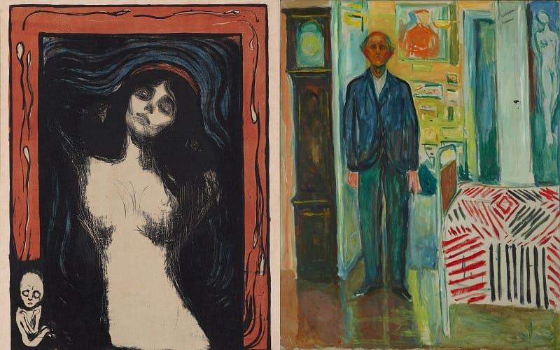 Творчество Мунка и описание его картин