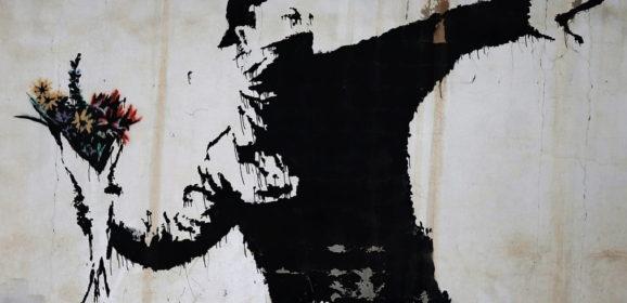 Против апатии и духовного сна: Бэнкси в благополучном Амстердаме