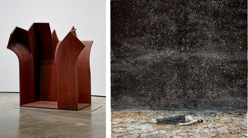 Музей Гуггенхайма в Бильбао: «Советы Космосу V» и Ансельм Кифер: «Падающие звезды»