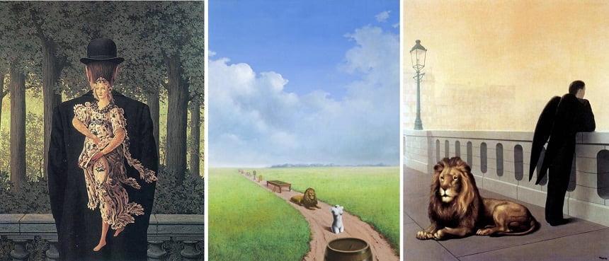 «Готовый букет» (1957), «Иллюстрация молодости» (1937), «Ностальгия» (1940).