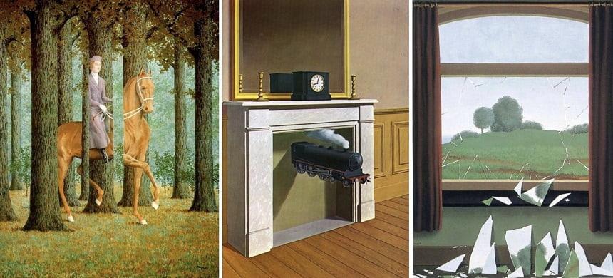 «Препятствие пустоты» (1965), «Пронзенное время» (1938), «Ключ к полям» (1936).