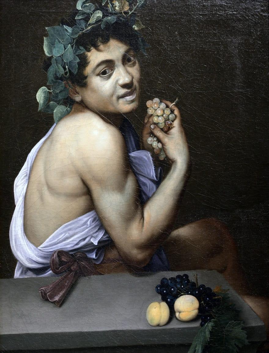 Философия в картинах Караваджо