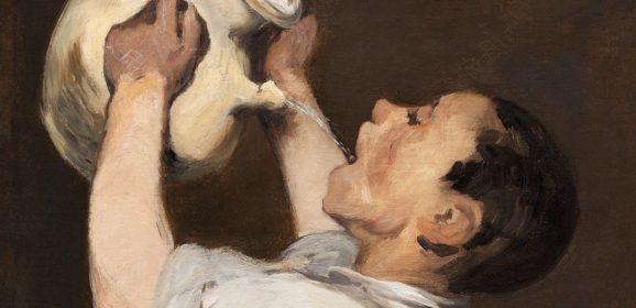 Как Эдуард Мане разоблачает «материальность» картины. Переход от содержания к форме