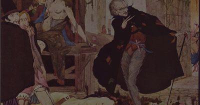 """""""Человек Толпы"""": Эдгар По о типе величайшего преступника"""