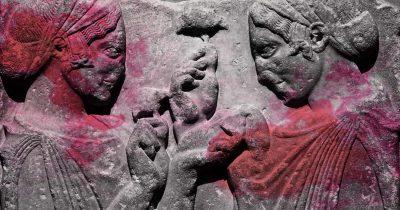 Сплетни - мощное орудие слабых в Древней Греции