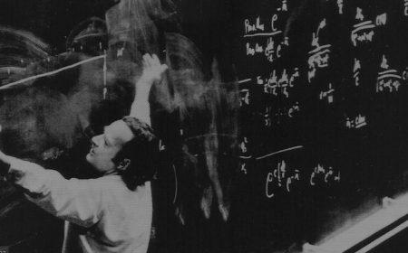 Видеолекторий: 7 лекций Ричарда Фейнмана по физике