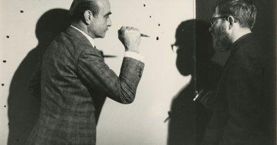 Джотто и Лучо Фонтана: парадоксальная разница и общий мотив двух эпох