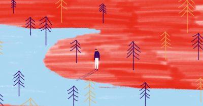 Анимация: самая мрачная правда о любви от Алена де Боттона