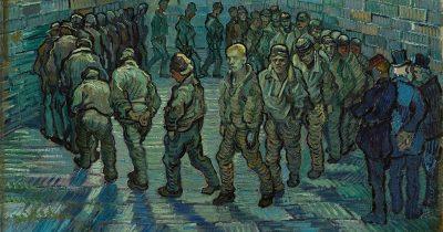 «Прогулка заключенных»: безумие Ван Гога как философская проблема
